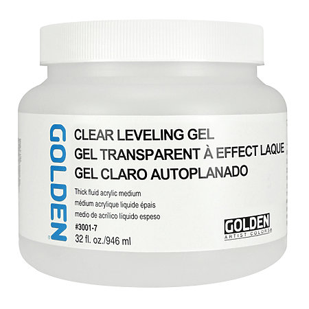 Clear Leveling Gels