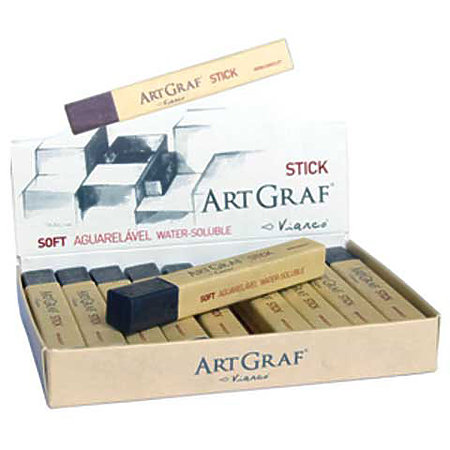 ArtGraf Water-Soluble Graphite Sticks