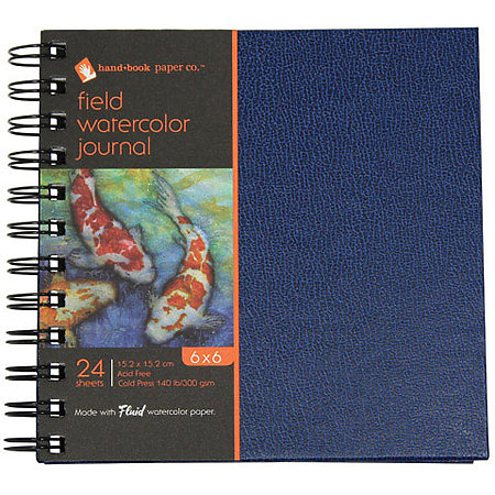Field Watercolor Journals