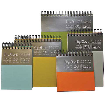 Flip-Sketch Sketch Books
