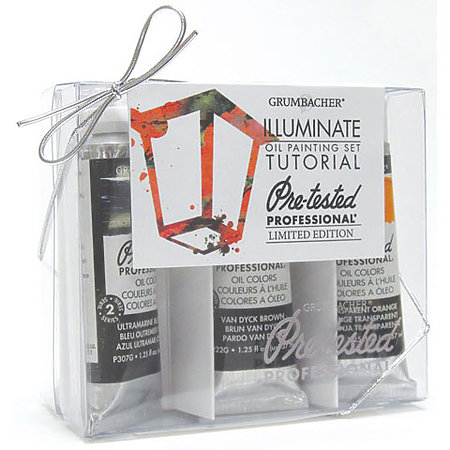 Pre-Tested Oil Limited Edition Tutorial Sets
