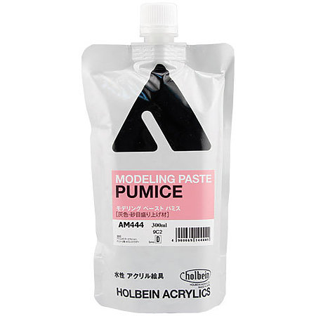 Artist Heavy Body Acrylic Pumice Modeling Pastes