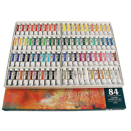 Designers  Gouache 84-Color Set
