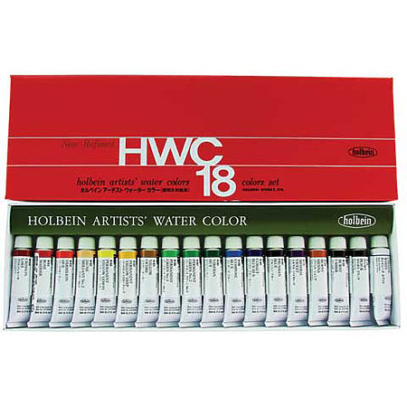 Artists  Watercolor 18-Color 5ml Set