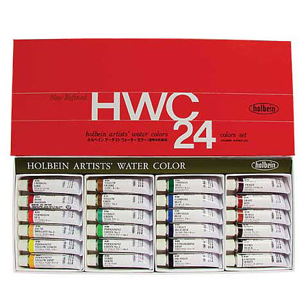 Artists  Watercolor 24-Color 5ml Set