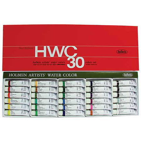 Artists  Watercolor 30-Tube 5ml Set