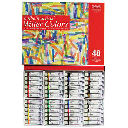Artists  Watercolor 48-Color 5ml Set