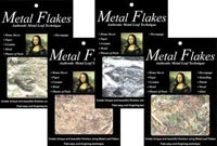 Metal Leaf Flakes