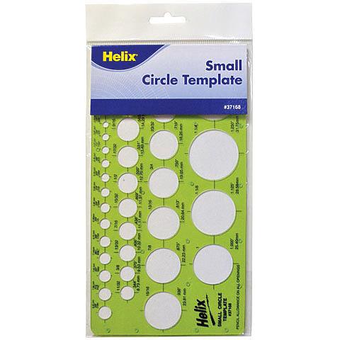 small circle template macphersons