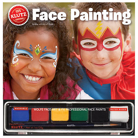 Face Painting Book Set
