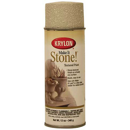 Make It Stone! Textured Paints