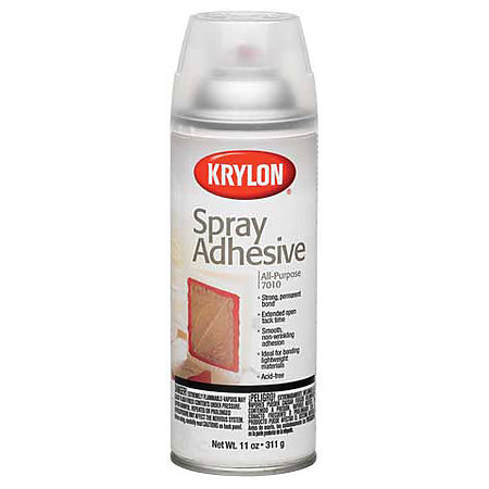 Clear Spray Adhesive