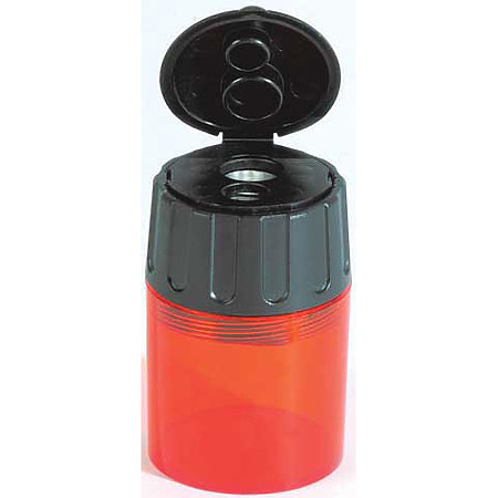 Twin-hole Canister Sharpener