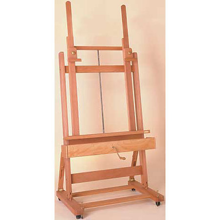 Lugano Double-Masted Easel