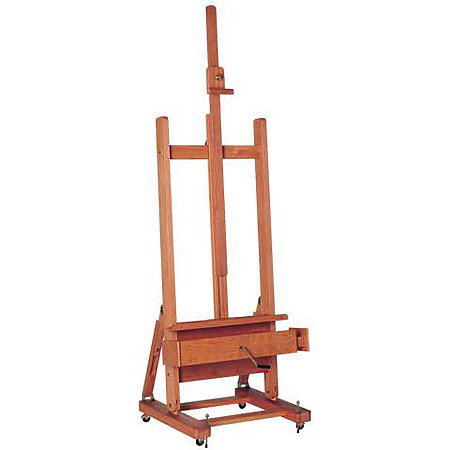 Master Studio Easel with Crank