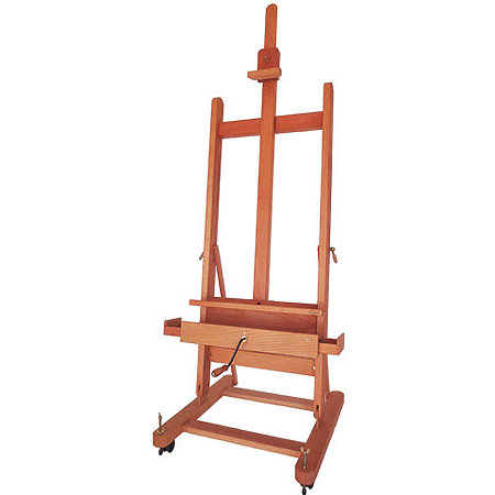 Small Master Studio Easel with Crank