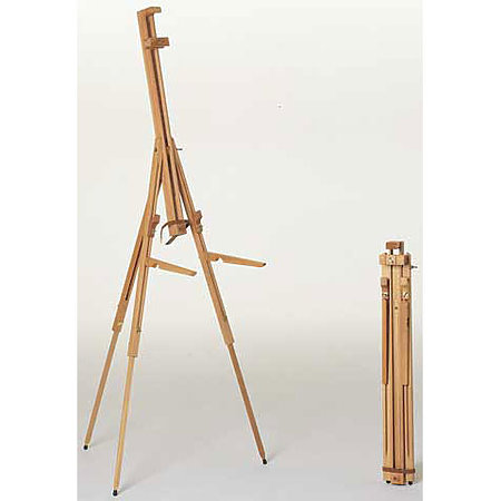 Folding Easel with Brackets