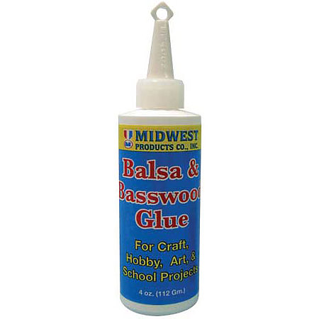 Balsa & Basswood Glue