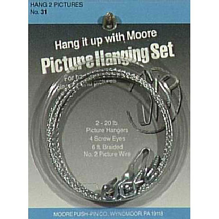Picture Hanging Set