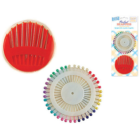 Needle Crafters Sewing Needles & Pins Value Pack