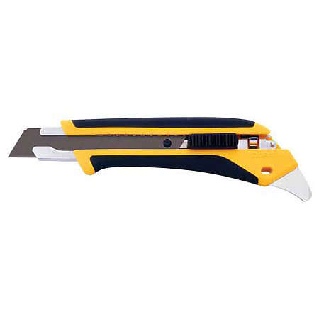 Heavy-Duty Auto-Lock Knife