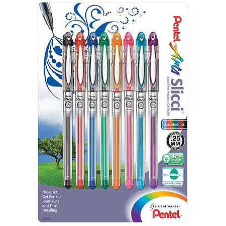 Slicci Gel Pen Sets