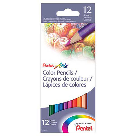 Colored Pencil Sets