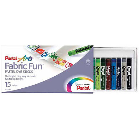 Fabric Dye Sticks