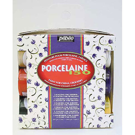 Porcelaine 150 10-Color 45ml Paint Set