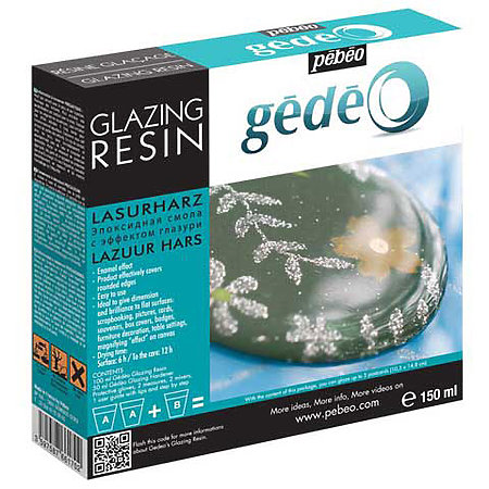 Gedeo Glazing Resins