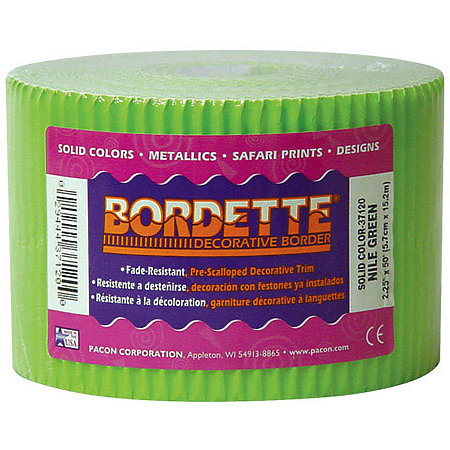 Bordette Corrugated Rolls