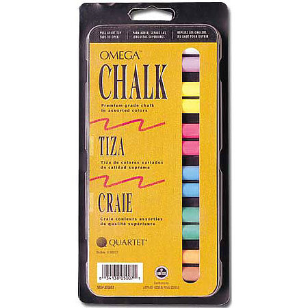 Omega Colored Chalk Set