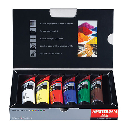 Expert Series Acrylic Paint Sets