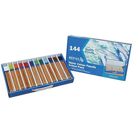Watercolor Pencil Class Pack
