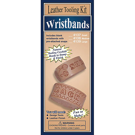 Leathercraft Wristband Kits