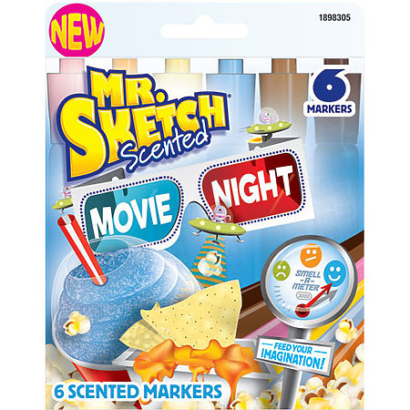 Mr. Sketch Scented Marker Sets