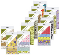 Exotic Handmade Paper Packs