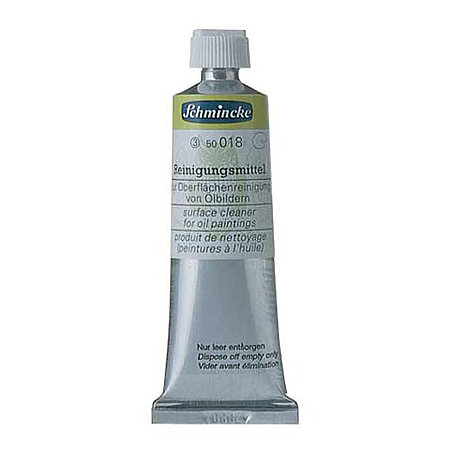 Surface Cleaner for Oil Paintings