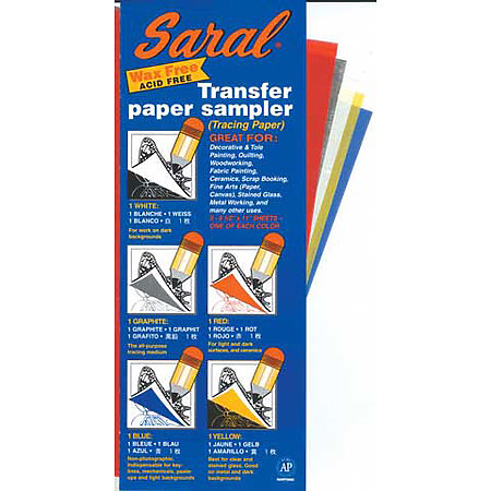 Transfer Paper Assortments
