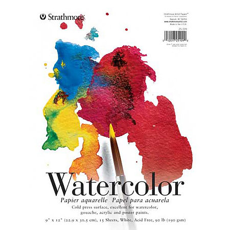 Watercolor Paper Pads   200 Series