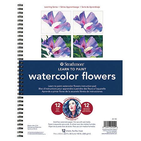 Learning Series Watercolor Pads