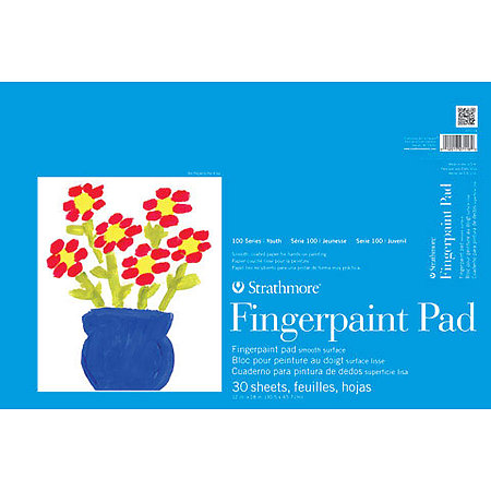 Kids Finger Paint Pad