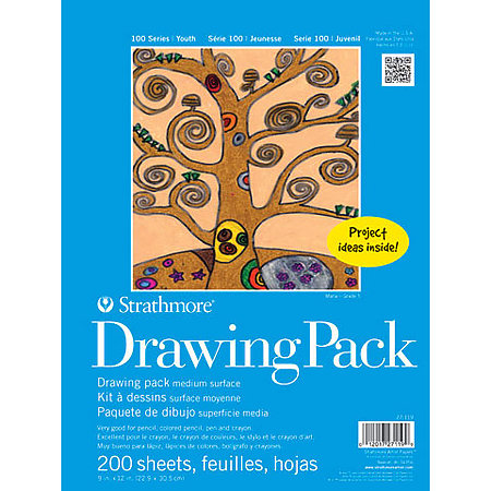 Kids Series Art Paper Bulk Packs