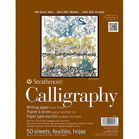 Calligraphy Paper Pad   400 Series