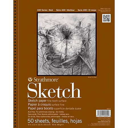 Sketch Paper Pads   400 Series