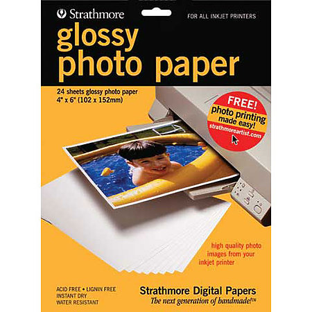 Digital Photo Papers