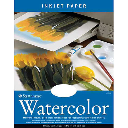 Artist Ink Jet Watercolor Paper