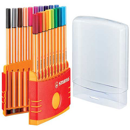 Point 88 Pens Color Parade Sets