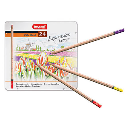 Expression Colored Pencil Sets