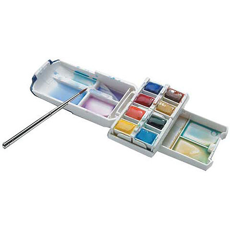 Cotman Watercolor Mini Plus Set